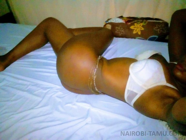 Ginger Bubbly Nairobi Escort
